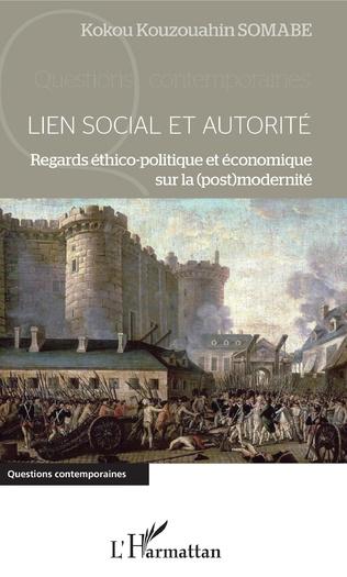 Couverture Lien social et autorité