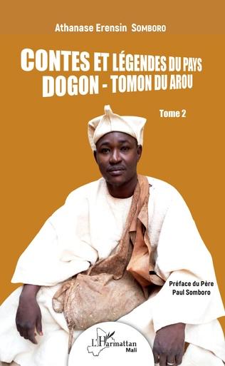 Couverture Contes et légendes du pays Dogon - Tomon Duarou Tome 2