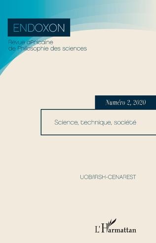 Couverture Science, technique, société