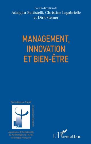 Couverture Management, innovation et bien-être