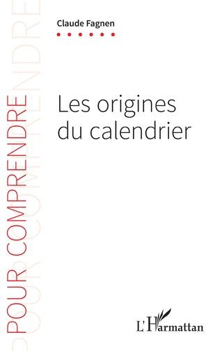 Couverture Les origines du calendrier