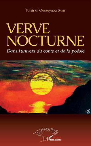 Couverture Verve nocturne