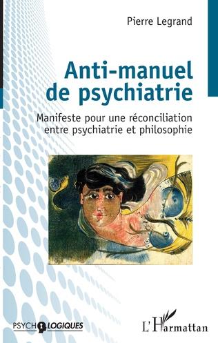 Couverture Anti-manuel de psychiatrie