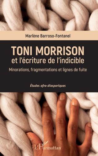 Couverture Toni Morrison et l'écriture de l'indicible