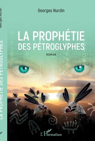 Couverture La prophétie des pétroglyphes