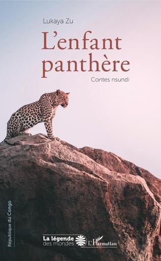 Couverture L'enfant panthère. Contes nsundi