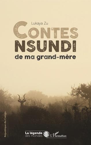Couverture Contes nsundi de ma grand-mère