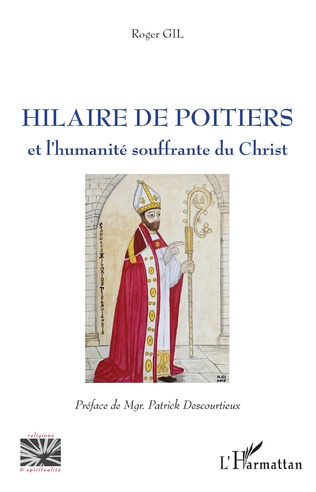 Couverture Hilaire de Poitiers