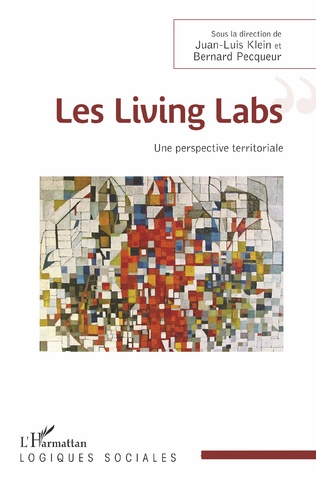 Couverture Les Livings Labs