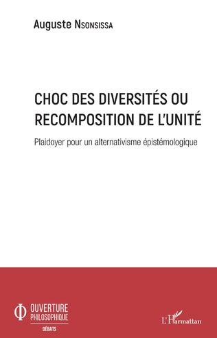 Couverture Choc des diversités ou recomposition de l'unité
