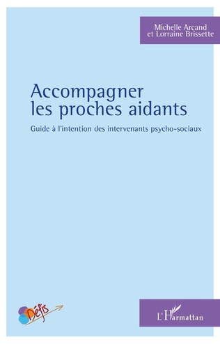 Couverture Accompagner les proches aidants