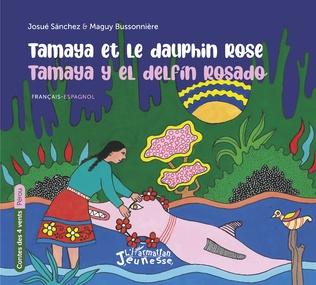 Couverture Tamaya et le dauphin rose