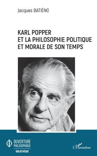 Couverture KARL POPPER