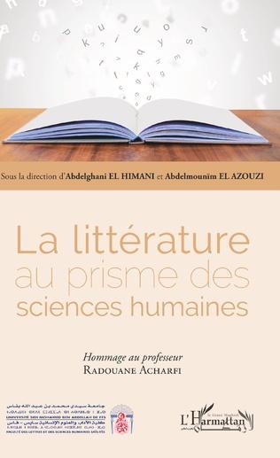 Couverture La littérature au prisme des sciences humaines