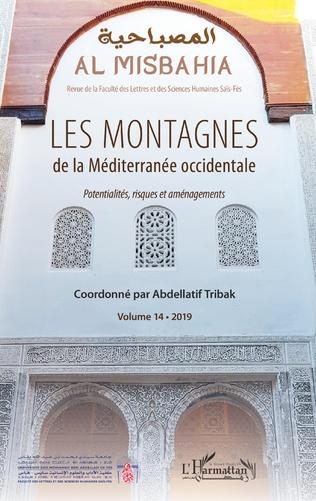 Couverture Les montagnes de la Méditerranée occidentale