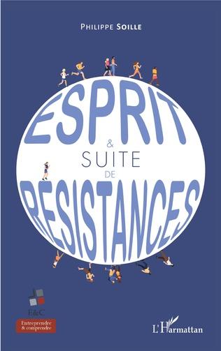 Couverture Esprit et suite de résistances