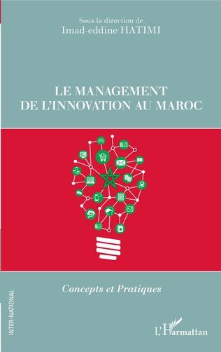 Couverture Le management de l'innovation au Maroc