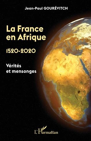 Couverture La France en Afrique