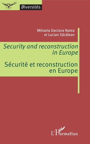 Couverture Security and reconstruction in Europe