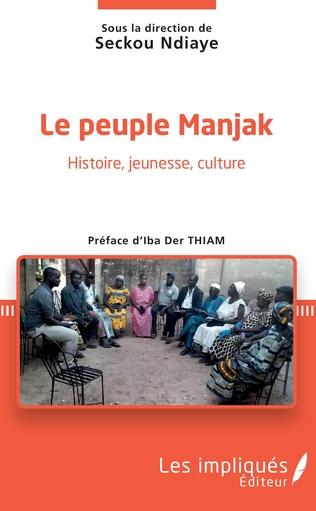 Couverture Le peuple Manjak