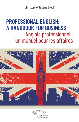 Couverture Professional English : a Handbook for Business