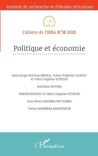 Couverture Politique et économie
