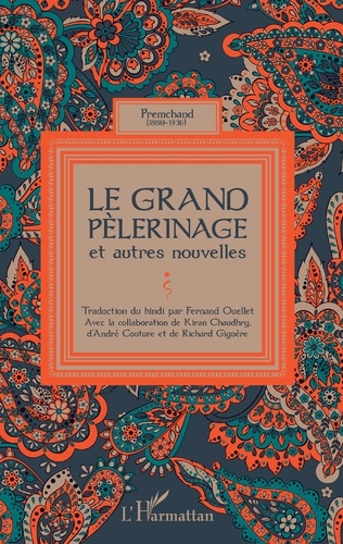 Couverture Le grand pèlerinage