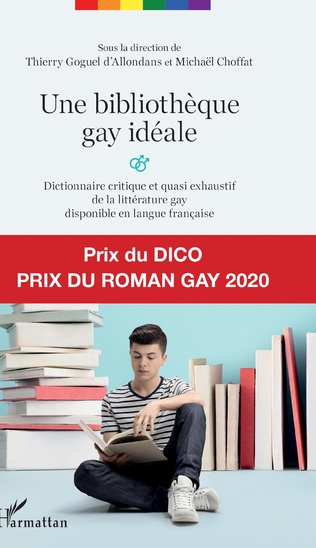 Couverture Une bibliothèque gay idéale
