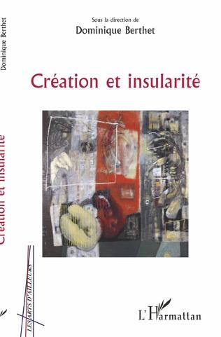 Couverture Création et insularité
