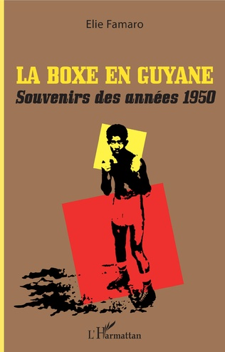 Couverture La boxe en Guyane