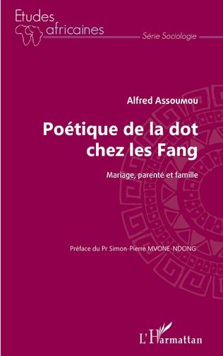 Couverture Poétique de la dot chez les Fang