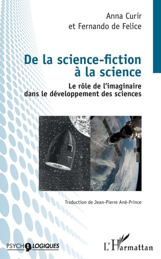 Couverture De la science-fiction à la science