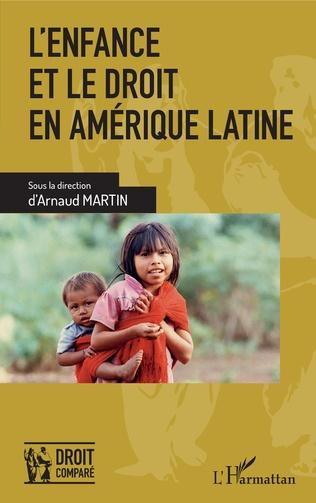 Couverture L'enfance et le droit en Amérique latine