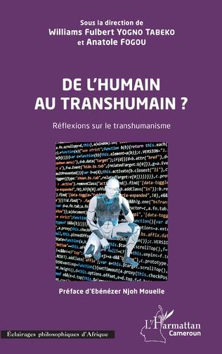 Couverture De l'humain au transhumain ?