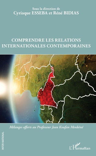 Couverture Comprendre les relations internationales contemporaines