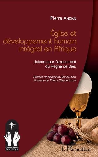Couverture Eglise et développement humain intégral en Afrique