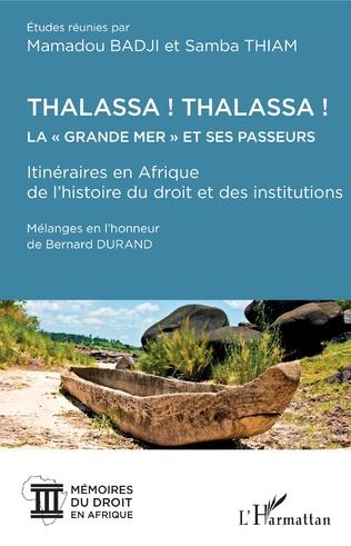 Couverture Thalassa ! Thalassa ! La