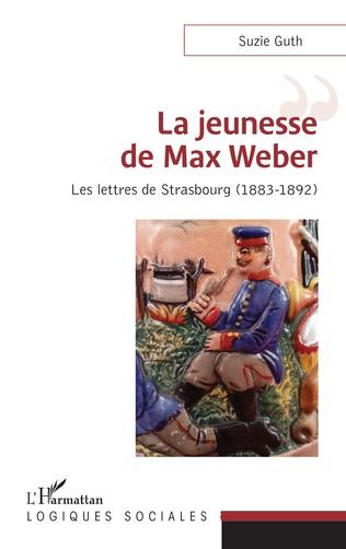 Couverture La jeunesse de Max Weber