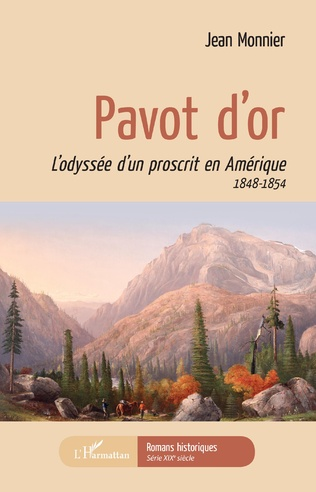 Couverture Pavot d'or
