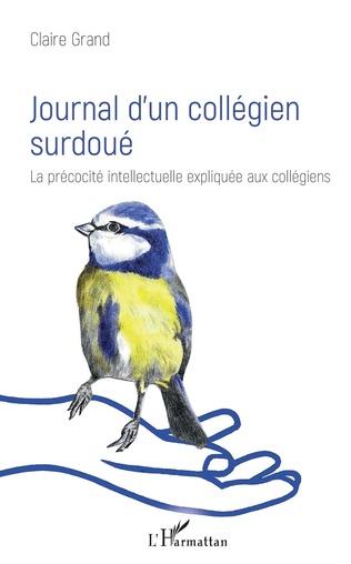 Couverture Journal d'un collégien surdoué