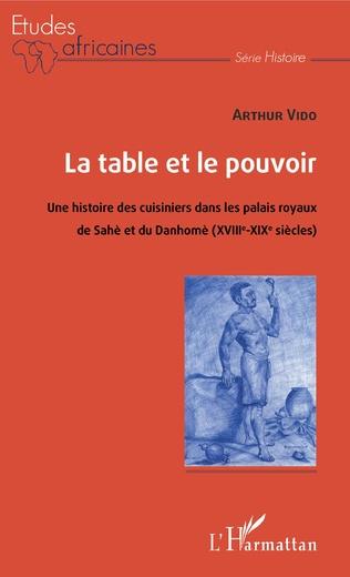 Couverture La table et le pouvoir