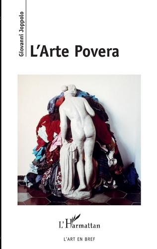 Couverture L'Arte Povera