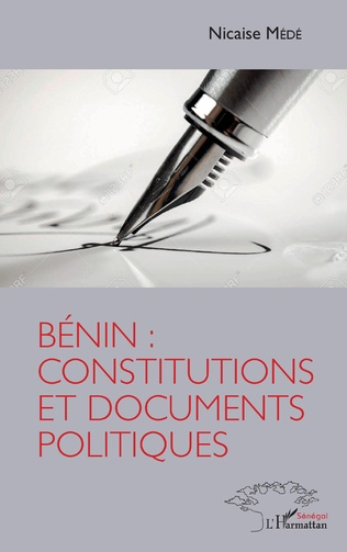 Couverture Bénin : constitutions et documents politiques