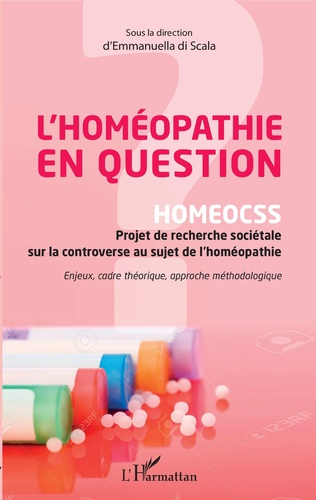 Couverture L'homéopathie en question