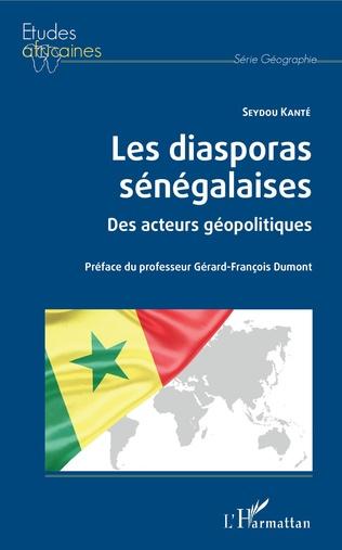Couverture Les diasporas sénégalaises