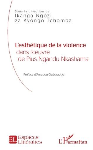 Couverture L'esthétique de la violence