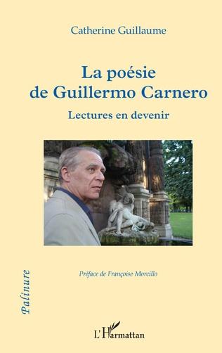 Couverture La poésie de Guillermo Carnero