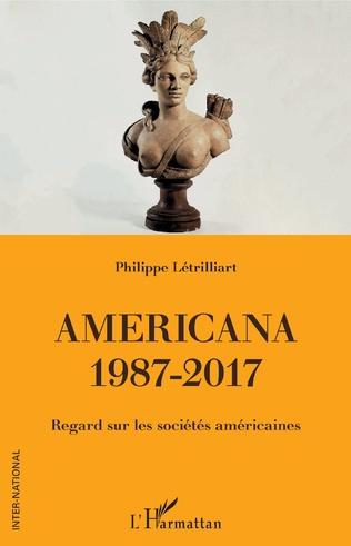 Couverture Americana 1987-2017