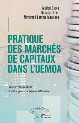 Couverture Pratique des marchés de capitaux dans l'UEMOA