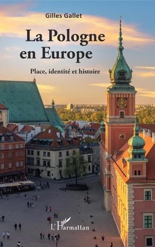 Couverture La Pologne en Europe